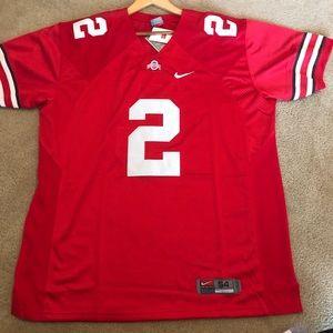 Buckeyes Ohio State Nike Jersey XXL Pryer OSU
